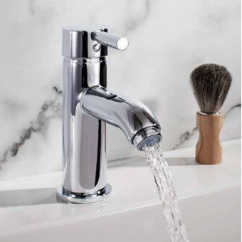 Crosswater Design Basin Mixer, without waste
