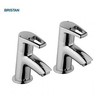 Bristan Smile Bath Taps - SM 3/4 C
