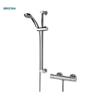 Bristan FRENZY Cool Touch Bar Mixer & Shower Valve