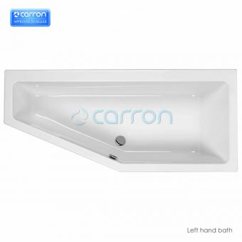 Carron Quantum Space Saver Bath