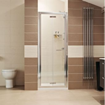 Roman Lumin8 Bi-Fold Shower Enclosure