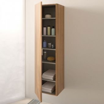 Vitra Nest Tall Column Unit with 1 Door