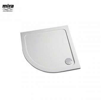 Mira Flight Safe Antislip Quadrant Shower Tray