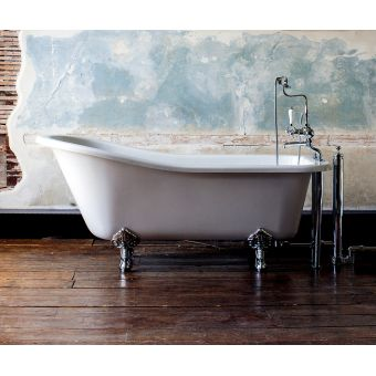 Burlington Harewood Slipper Bath