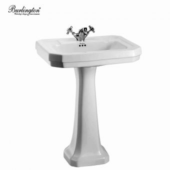 Burlington Victorian 560mm Medium Basin