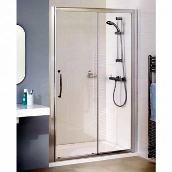 Lakes Classic Semi Frameless Sliding Shower Door