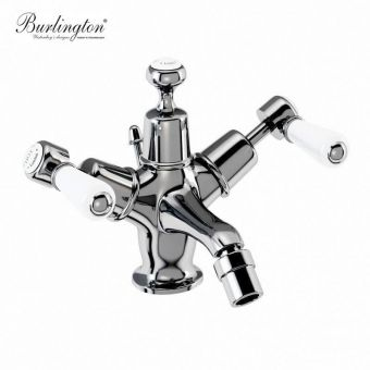 Burlington Kensington Bathroom Bidet Mixer Tap