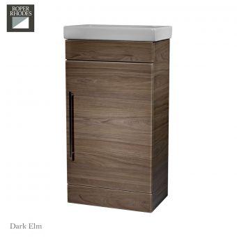 Roper Rhodes Esta Floorstanding Cloakroom Unit with Basin