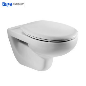 Roca Laura Wall Hung Toilet