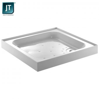 Just Trays Ultracast Square Upstand Shower Tray