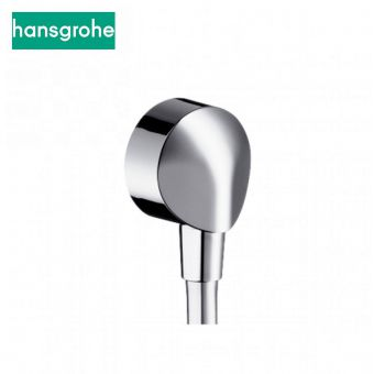 Hansgrohe Raindance FixFit E Wall Outlet with Non-return Valve