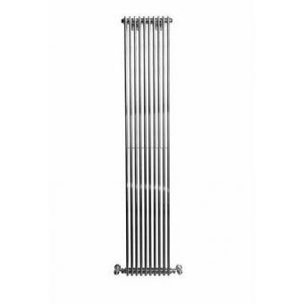 Apollo Rimini Vertical Radiator Double Tubes (White)