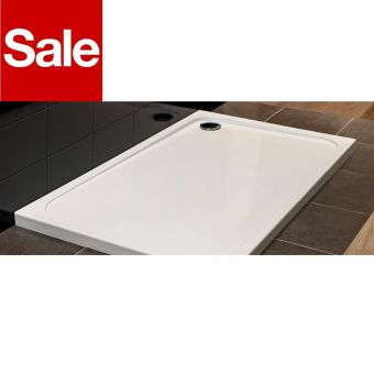 Simpsons 45mm Stone Resin Shower Tray 1600 x 800mm