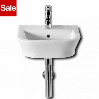 Roca The Gap Cloakroom Basin - 400mm