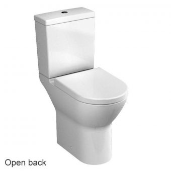 Vitra Essentials S50 Comfort Raised Height Toilet
