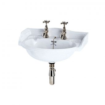 Imperial Oxford Wall Hung Cloakroom Basin 535mm