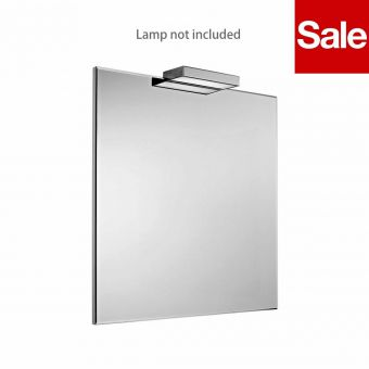 Roca Victoria-N Unik Mirror 1000 x 700mm - Gloss White