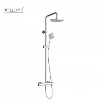 Britton Exposed Thermostatic Shower Valve
