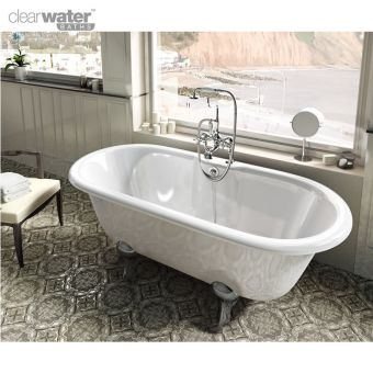 Clearwater Classico Grande Natural Stone Bath