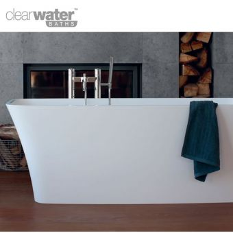 Clearwater Palermo Piccolo Natural Stone Bath