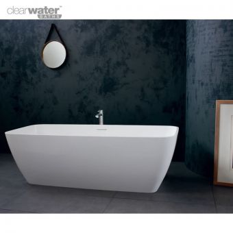 Clearwater Vicenza Piccolo Natural Stone Bath