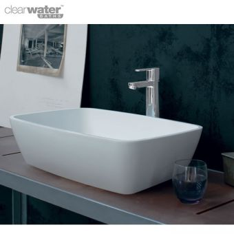 Clearwater Vicenza Natural Stone Countertop Basin - B4D