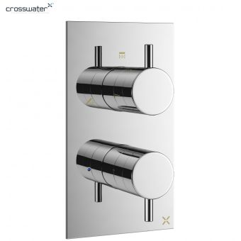 Crosswater Mike Pro Thermostatic Shower Valve