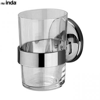 Inda Hotellerie Tumbler Holder 7 x 11h x 10cm
