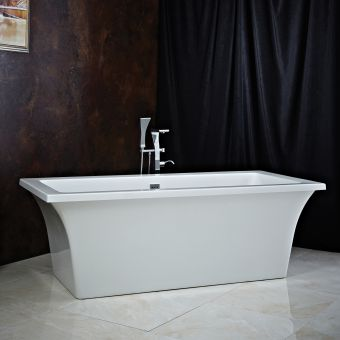 Phoenix Assai Double Ended Freestanding Bath