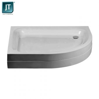 Just Trays Merlin Quadrant Shower Tray
