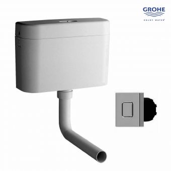 Grohe Adagio 1 Concealed Toilet Cistern Pack