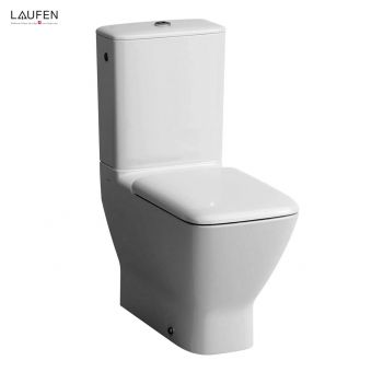 Laufen Palace Close Coupled Toilet
