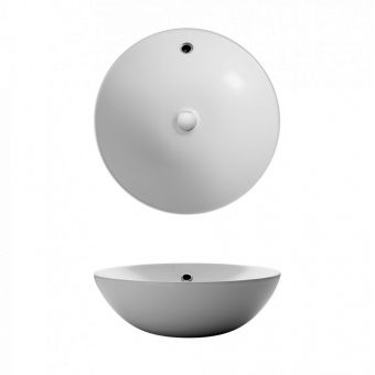 Bauhaus Castellon Countertop Washbowl