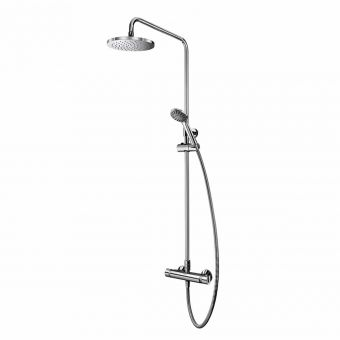 Aqualisa Ultra Exposed Twin Head Shower Kit