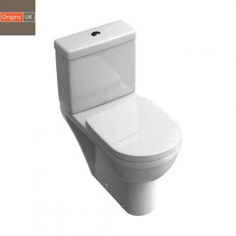 Origins Curve Close Coupled Toilet