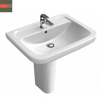 Origins Curve Bathroom Basin