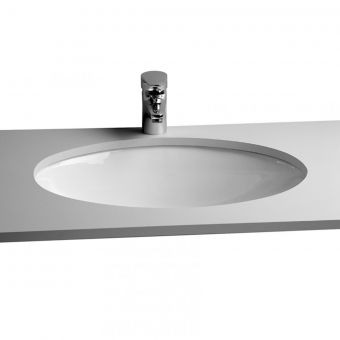 VitrA S20 Under Counter Oval Basin - 6039WH