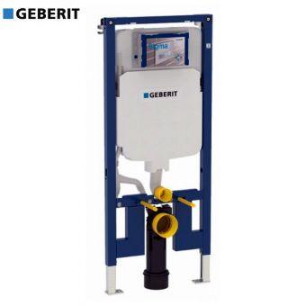 Geberit Slimline WC Frame with Sigma Cistern 1.14m - 111799001