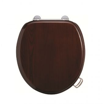Burlington Soft Close Toilet Seat and Cover