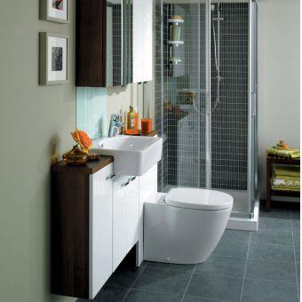 Ideal Standard Concept Cube 50cm Semi-Countertop Basin