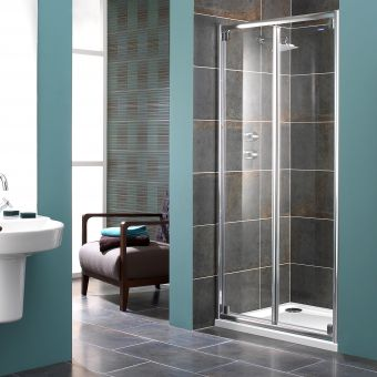 Showerlux Glide Bi-fold Shower Door