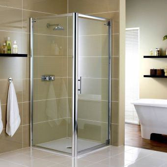 Showerlux Glide Shower Side Panel