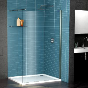 Showerlux Legacy Wetroom Panel