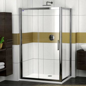 Showerlux Legacy Slider Shower Enclosure
