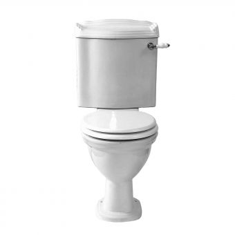 Phoenix Balmoral Close Coupled Toilet