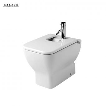 Saneux Project Back to Wall Bidet