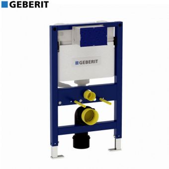 Geberit Duofix WC Frame with Kappa Cistern 0.82m