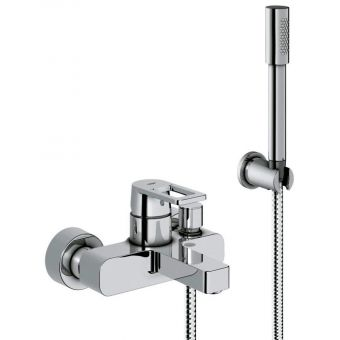 Grohe Quadra Bath/Shower Mixer with Shower Set