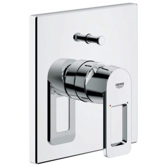 Grohe Quadra Concealed Manual Shower Mixer Finish Set