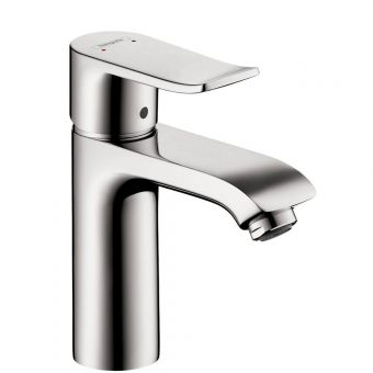 Hansgrohe Metris 110 Single Lever Basin Mixer Tap
